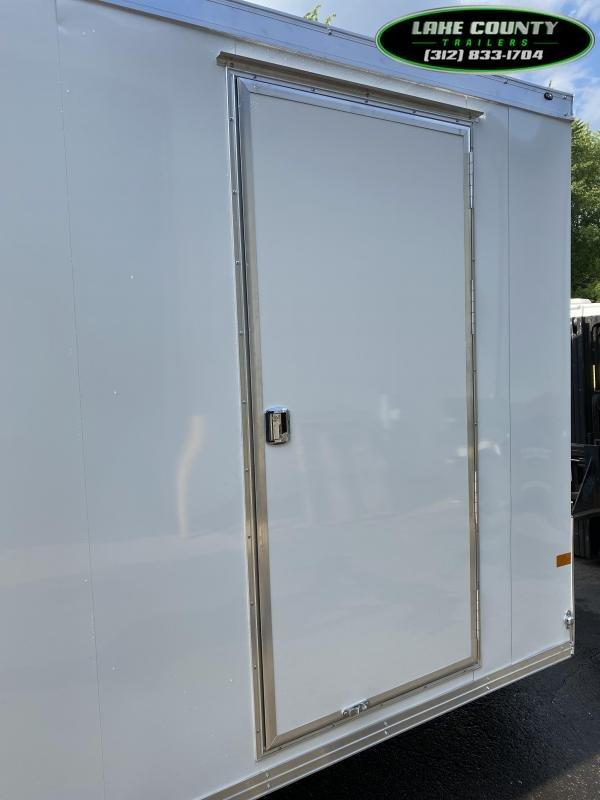 2021 Haulmark GRZ-ALX 8.5X24 with 7' Interior Height Enclosed Cargo Trailer