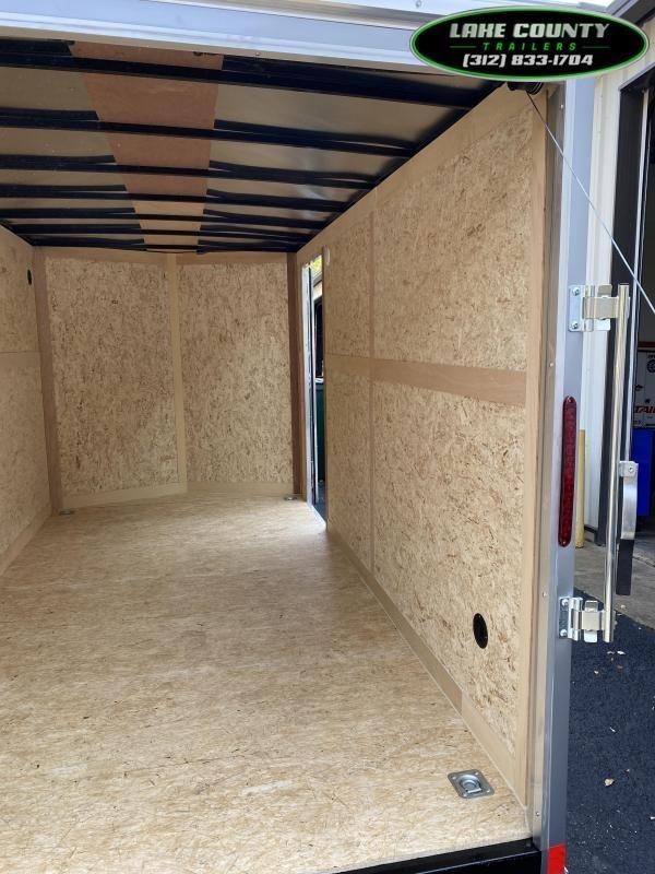 2021 Haulmark PP-DLX 7X14 With 7' Interior. Trades OK Enclosed Cargo Trailer