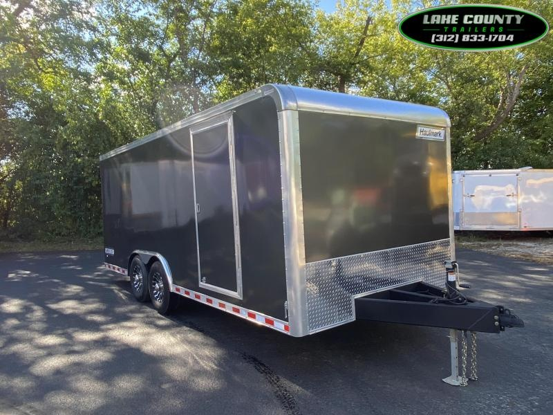 2021 Haulmark Grizzly HD 8.5X20 10K GVWR. We Take All Trades Enclosed Cargo Trailer