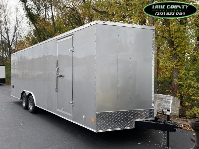 2021 Haulmark Passport 8.5X24X7 W/ 10K GVWR. Trades Ok Enclosed Cargo Trailer