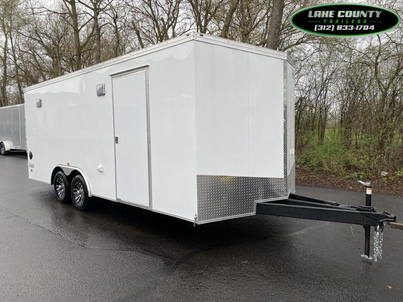 2021 Haulmark TSV 8.5X20 With 7' Interior. LOADED Car / Racing Trailer