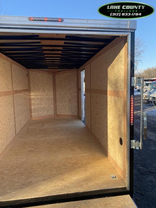 2021 Haulmark TSV 7X16X7. 7K GVWR. We Take All Trades Enclosed Cargo Trailer