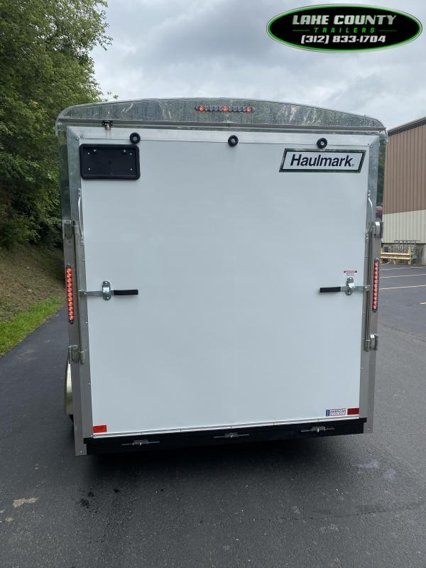 2022 Haulmark TS 7X14 with 7' Interior Height Enclosed Cargo Trailer