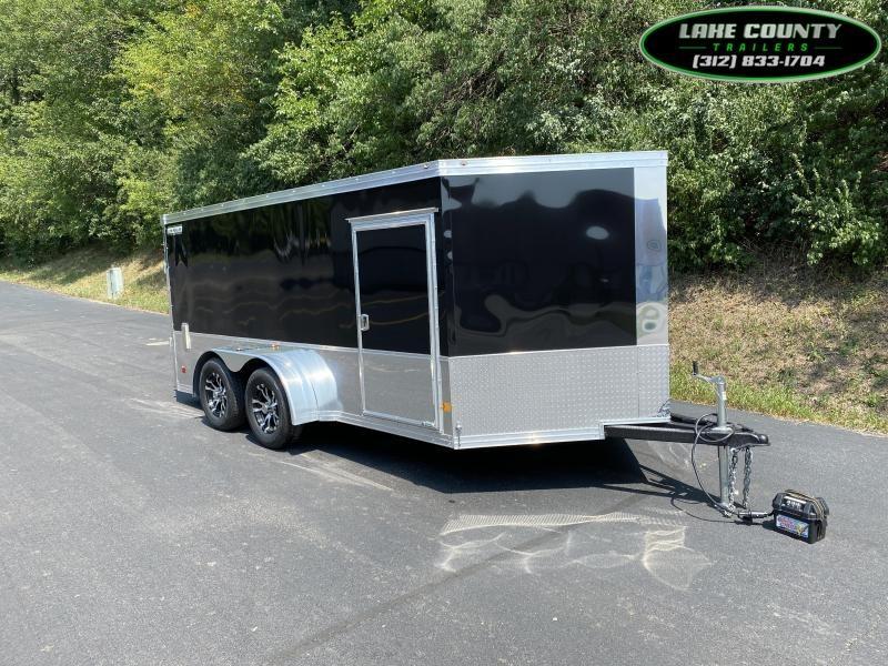 "2021 Haulmark VNLH 7X14 with 5'6"" Interior Height Motorcycle Trailer"