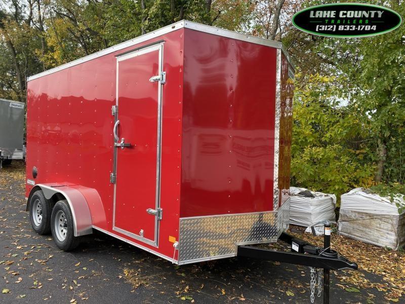 2021 Haulmark PP-Deluxe 7X14X7 Enclosed Trailer. Trades OK Enclosed Cargo Trailer