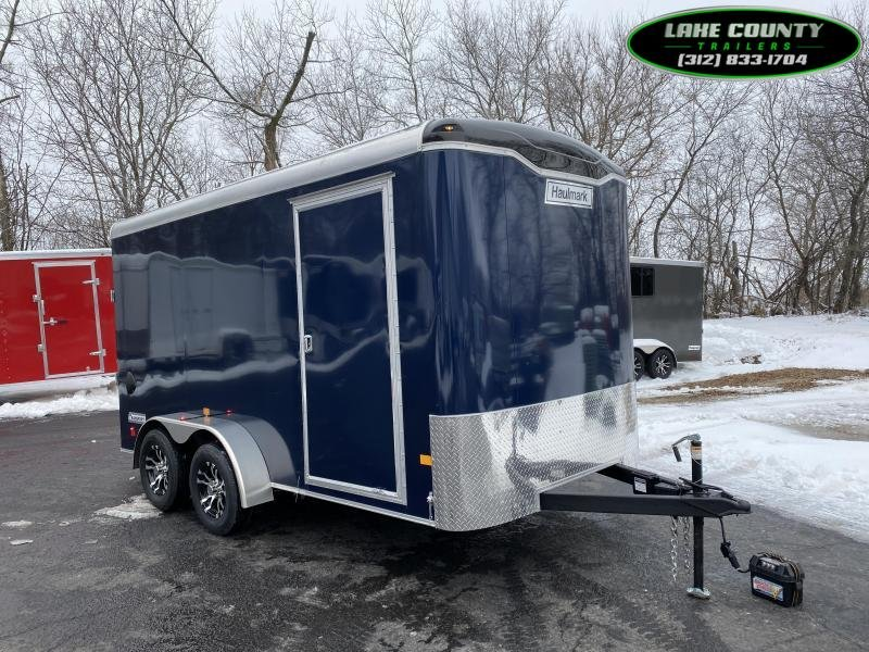 2021 Haulmark TS 7X14 W/7' Interior Enclosed Trailer. Trades Ok Enclosed Cargo Trailer