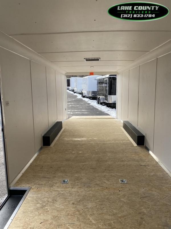 2021 Haulmark TSV 8.5X28X7 Enclosed Trailer. Trades OK Car / Racing Trailer