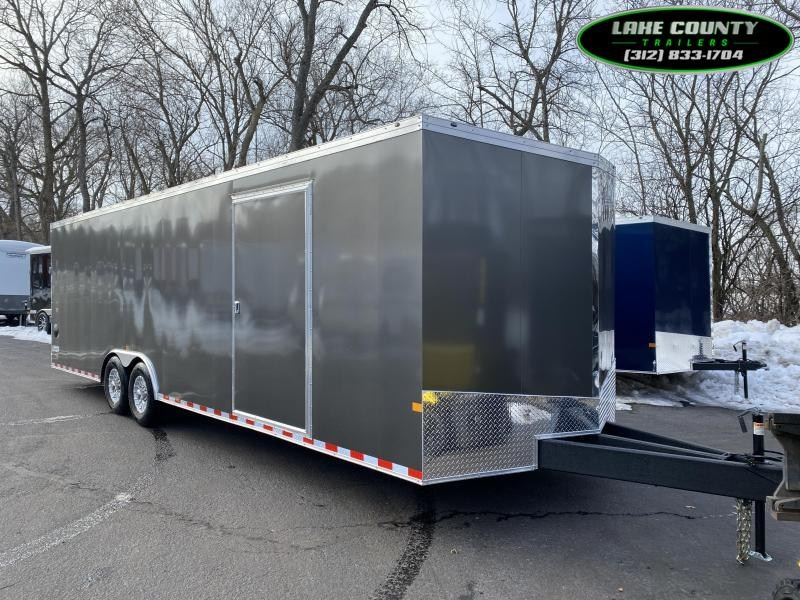 2021 Haulmark TSV 8.5X28X7 Enclosed Trailer. Trades OK Car / Racing Trailer