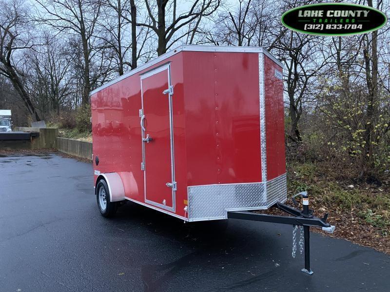 2021 Haulmark PP-DLX 6X12 Enclosed Trailer. We Take Trades Enclosed Cargo Trailer