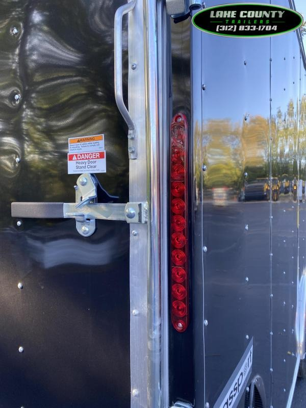 2021 Haulmark Passport DLX 8.5X24X7 With 10K GVWR Enclosed Cargo Trailer