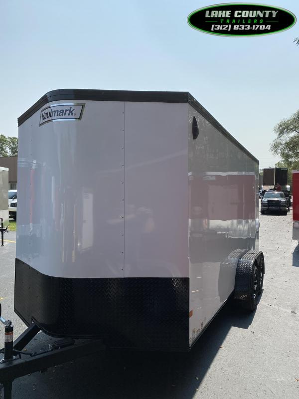 2021 Haulmark Transport V 7X16X7. We Take All Trades Enclosed Cargo Trailer