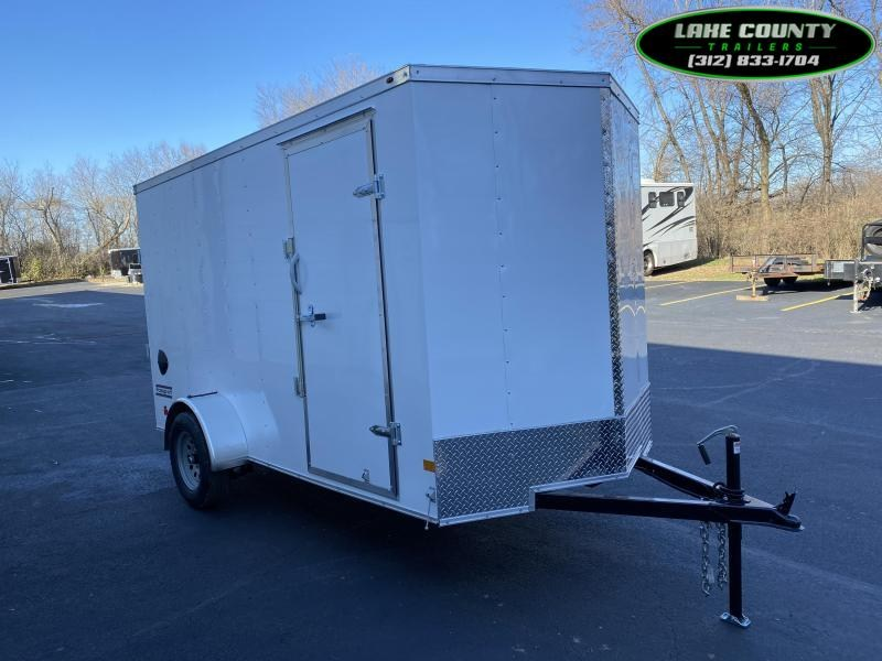 2021 Haulmark PP-DLX 6X12 Enclosed Trailer Enclosed Cargo Trailer