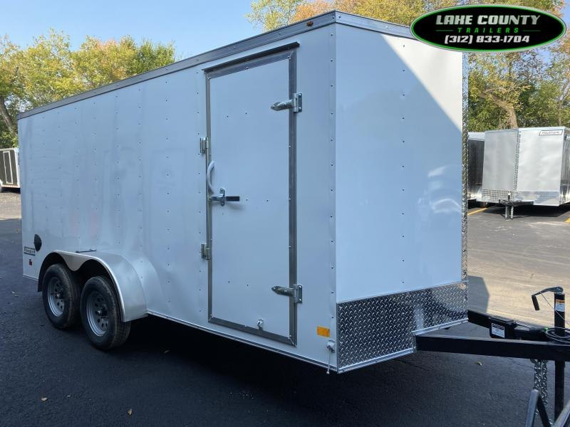 2021 Haulmark PP-DLX 7X16. We Take All Trades Enclosed Cargo Trailer