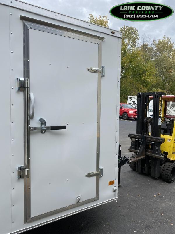 2021 Haulmark PP-Deluxe 7X14 Enclosed Trailer. We Take Trades Enclosed Cargo Trailer