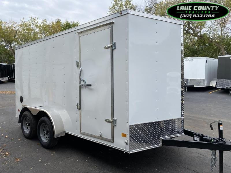 2021 Haulmark PP-Deluxe 7X14 Enclosed Trailer. We Take Trades Enclosed Cargo Trailer