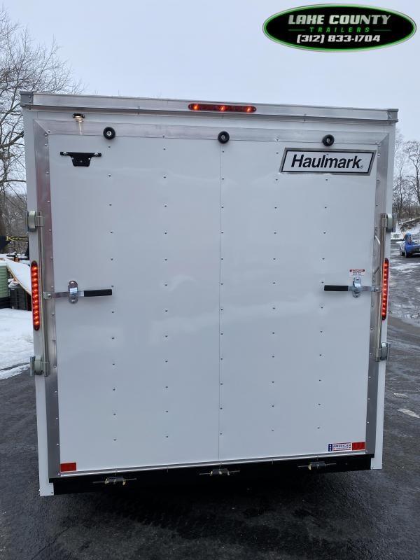 2021 Haulmark PP-DLX 7X14 W/7' Interior. We Take All Trades Enclosed Cargo Trailer