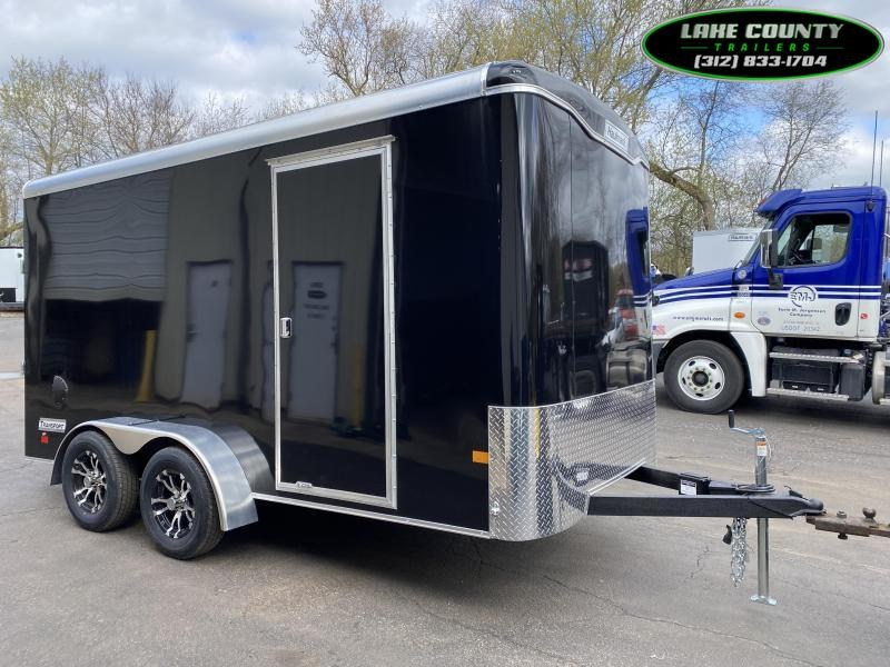 2021 Haulmark TS 7X14 With 7' Interior Height Enclosed Cargo Trailer