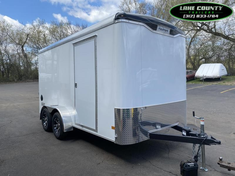 2021 Haulmark TS 7X14 with 7' Interior Enclosed Trailer Enclosed Cargo Trailer