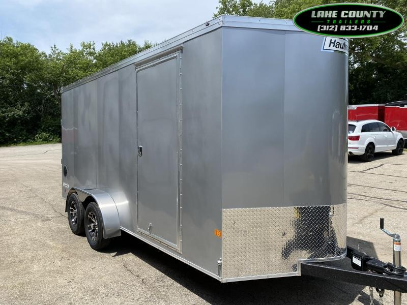2020 Haulmark Transport V 7X16X7 Enclosed Trailer. Trades OK Enclosed Cargo Trailer