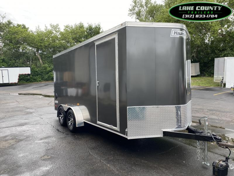 2021 Haulmark TS-V 7X16 with 7' Interior Height Enclosed Cargo Trailer