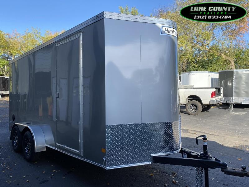 2021 Haulmark TSV - 7X16X7 Enclosed Trailer. We Take Trades Enclosed Cargo Trailer