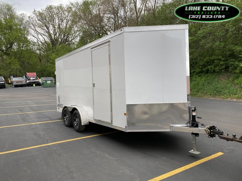 2021 Haulmark GRZ-ALX 7X16 with 7' Interior Height Enclosed Cargo Trailer