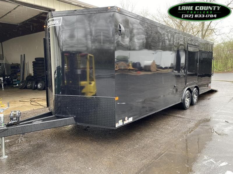 2021 Haulmark TSV 8.5X24 WITH 7' INTERIOR. TRADES OK Car / Racing Trailer