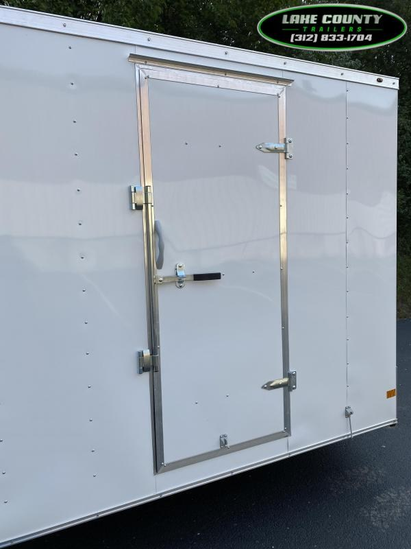 2021 Haulmark Passport DLX 8.5X24X7 10K GVWR. We Take Trades Enclosed Cargo Trailer