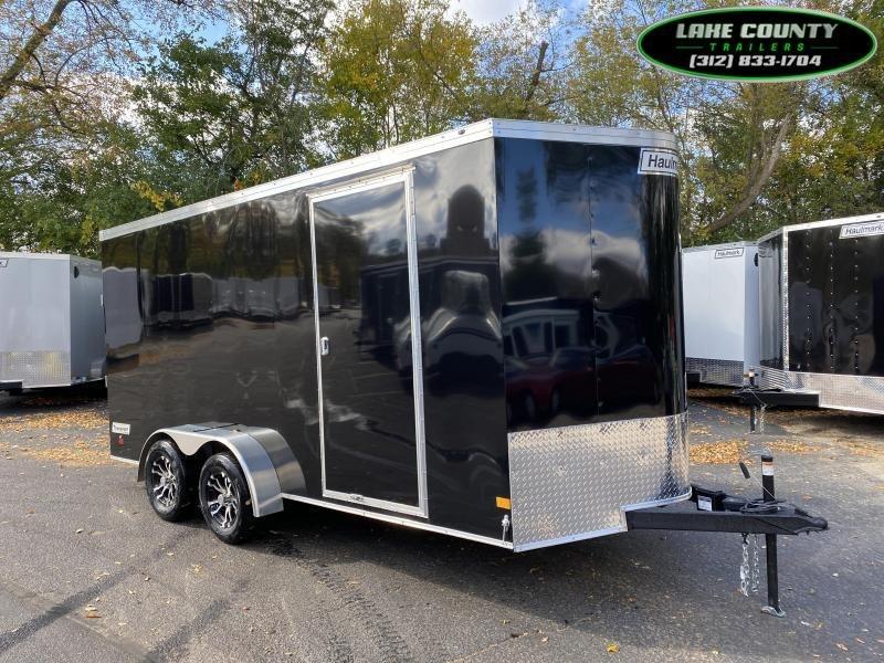 2021 Haulmark TS-V 7X16X7 Enclosed Trailer. We Take All Trades Enclosed Cargo Trailer