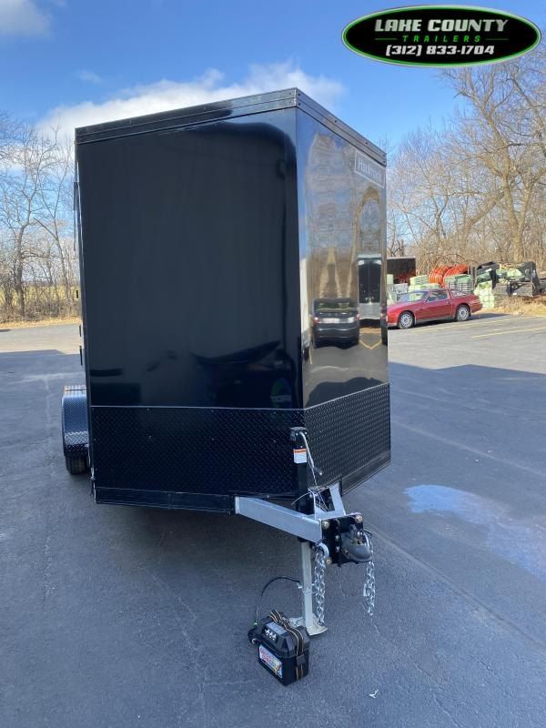 2021 Haulmark Grizzly Aluminum 7X16X7. We Take Trades Enclosed Cargo Trailer