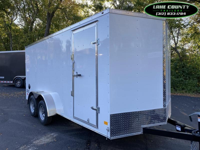 "2021 Haulmark Passport 7X16 With 6' 6"" Interior Height Enclosed Enclosed Cargo Trailer"