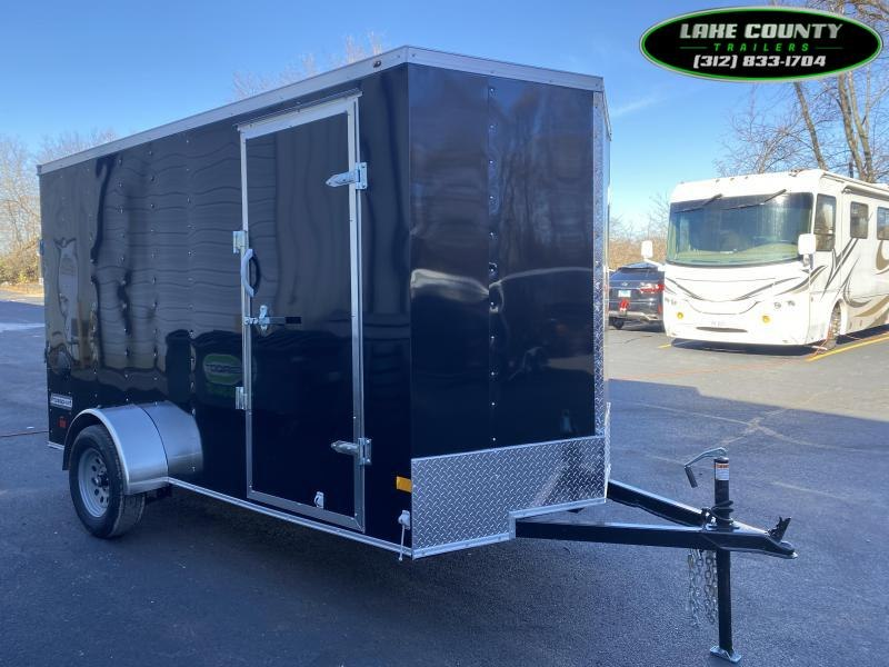 2021 Haulmark PP-DLX 6X12 Enclosed Trailer. We Take Trades Enclosed Cargo Trailer