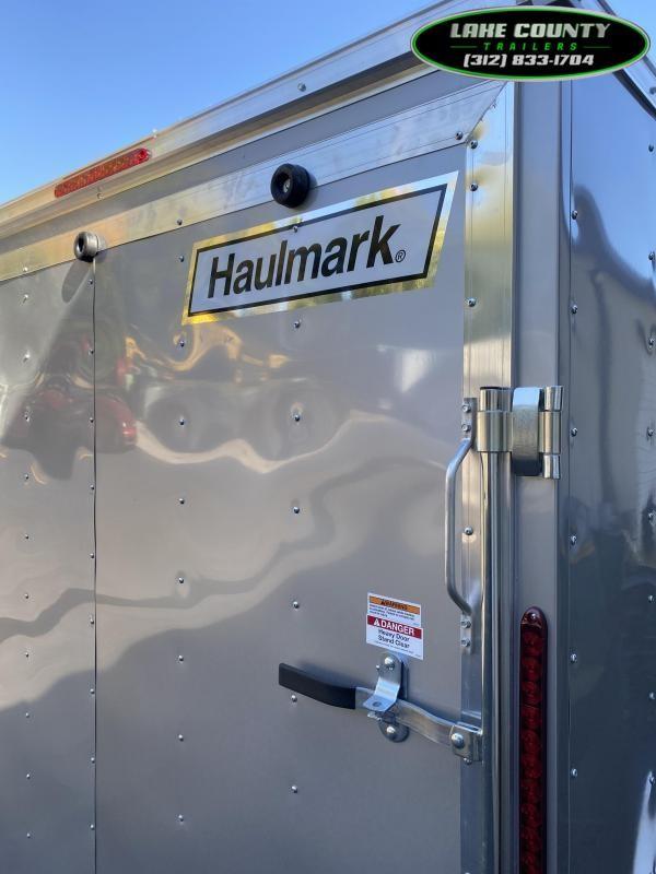 2021 Haulmark Passport Deluxe 7X16. We Take All Trades Enclosed Cargo Trailer