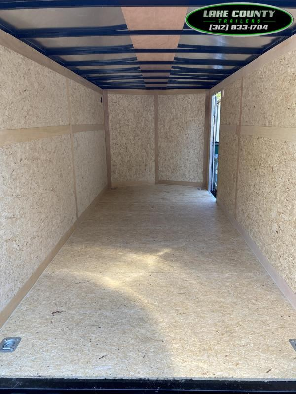2021 Haulmark Passport Deluxe 7X16. We Take All Trades Enclosed Cargo Trailer