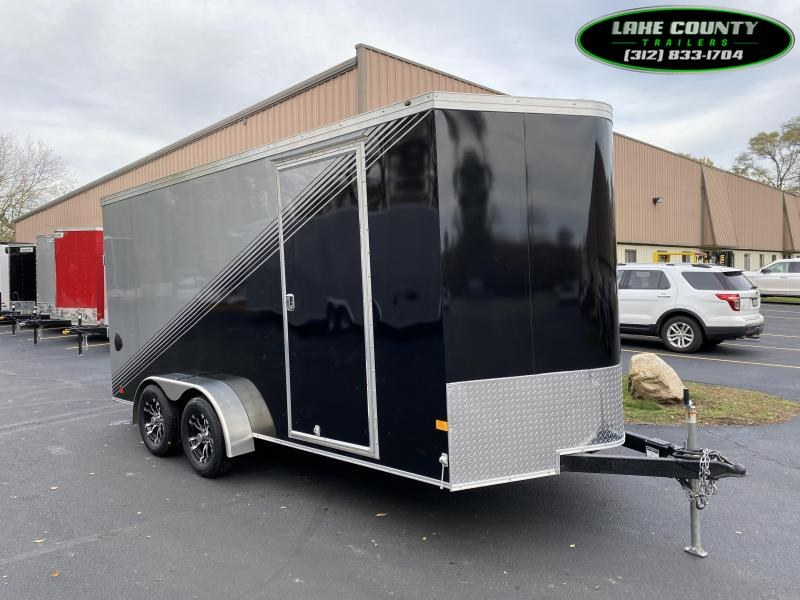 2020 Haulmark Transport V 7X16X7. We Take All Trades Enclosed Cargo Trailer
