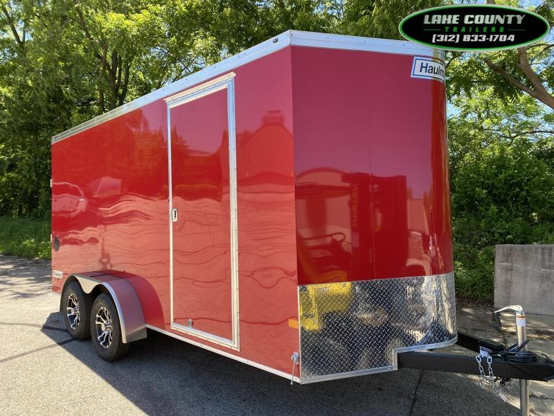 2021 Haulmark Transport V Enclosed Trailer 7X16X7. We Take All Types Of Trades Enclosed Cargo Trailer