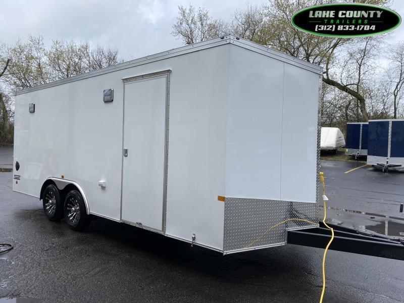 2021 Haulmark TSV 8.5X20 With 7' Interior. Loaded Car / Racing Trailer