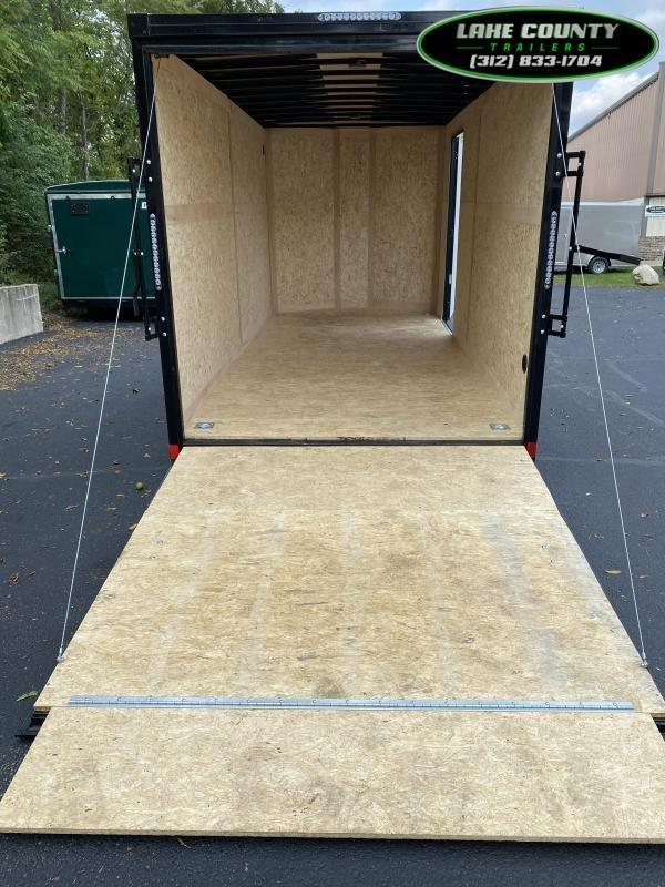 2021 Haulmark Transport V 7X16X7. We Take All Trades Enclosed Cargo Trailer