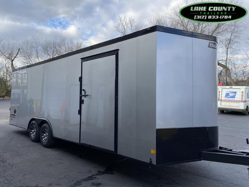 2021 Haulmark TSV 8.5X24X7 Enclosed Trailer. We Take All Trades Car / Racing Trailer
