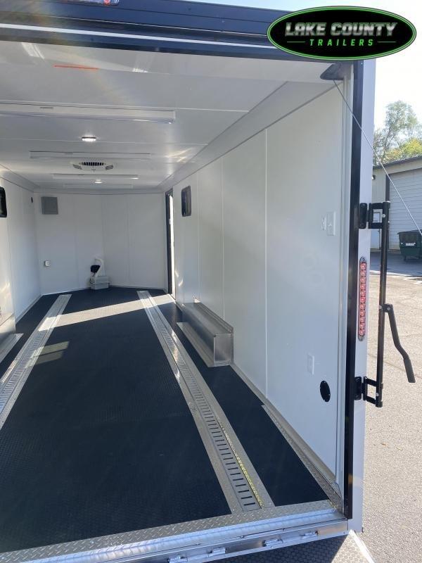 2022 Haulmark GRZ-ALX 8.5X24 with 7' Interior Height Enclosed Cargo Trailer