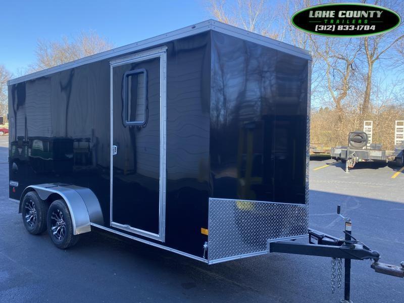 2021 Haulmark TSV 7X16X7 Enclosed Trailer. We Take Trades Enclosed Cargo Trailer