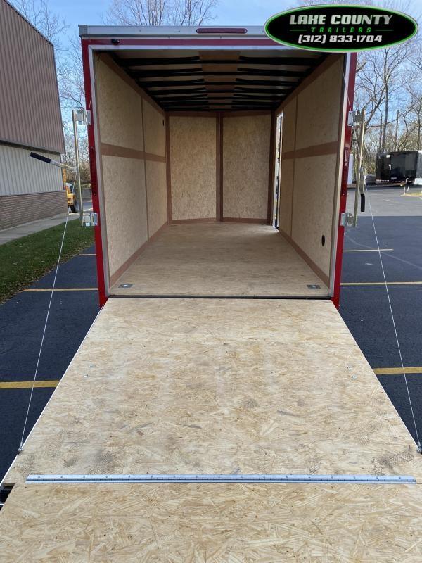 2021 Haulmark PP-DLX 7X16X7 Enclosed Trailer. We Take Trades Enclosed Cargo Trailer
