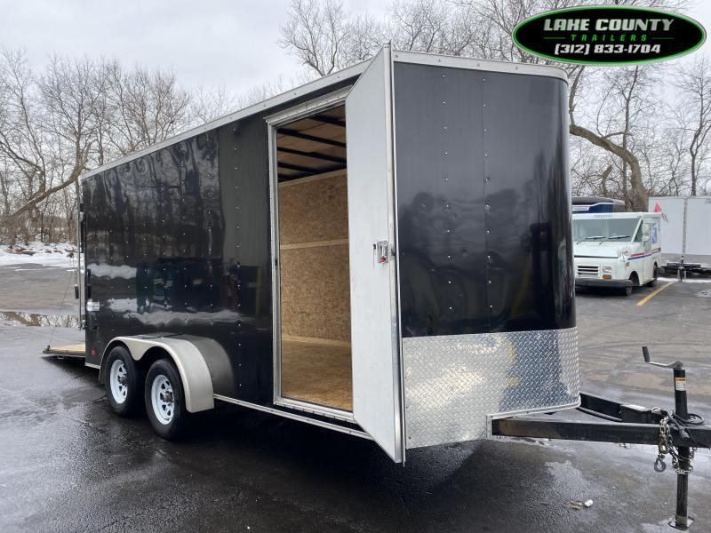 2018 Haulmark PP-DLX 7X16X7 Enclosed Trailer. We Take Trades Enclosed Cargo Trailer
