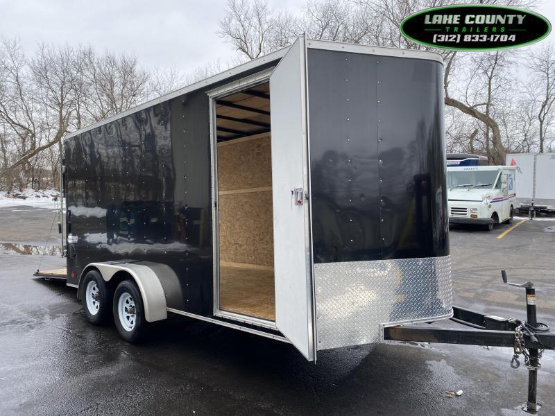 2018 Haulmark PP-DLX 7X16X7 Enclosed Trailer. We Take Trades Enclosed Cargo Trailer
