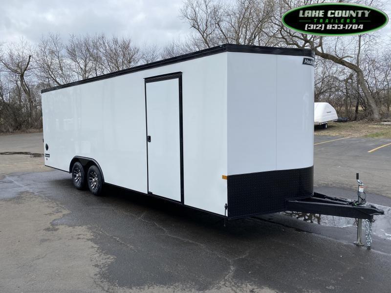 2021 Haulmark TSV 8.5X24 With 7' Interior. Trades OK Car / Racing Trailer