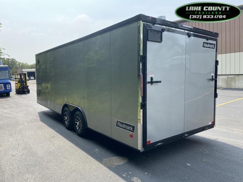 2022 Haulmark TS-V Heat 8.5X24 with 7' Interior Height Car / Racing Trailer