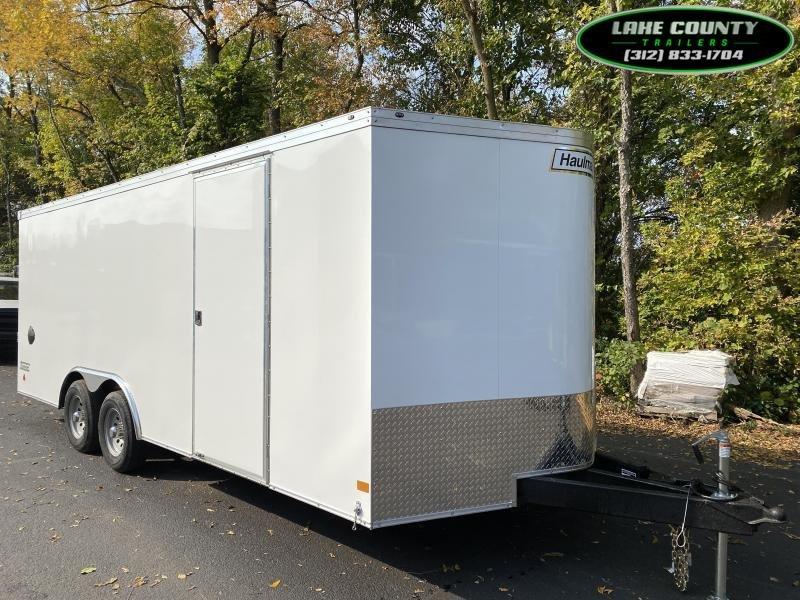2021 Haulmark Transport V 8.5X20 10K GVWR. We Take Trades Car / Racing Trailer