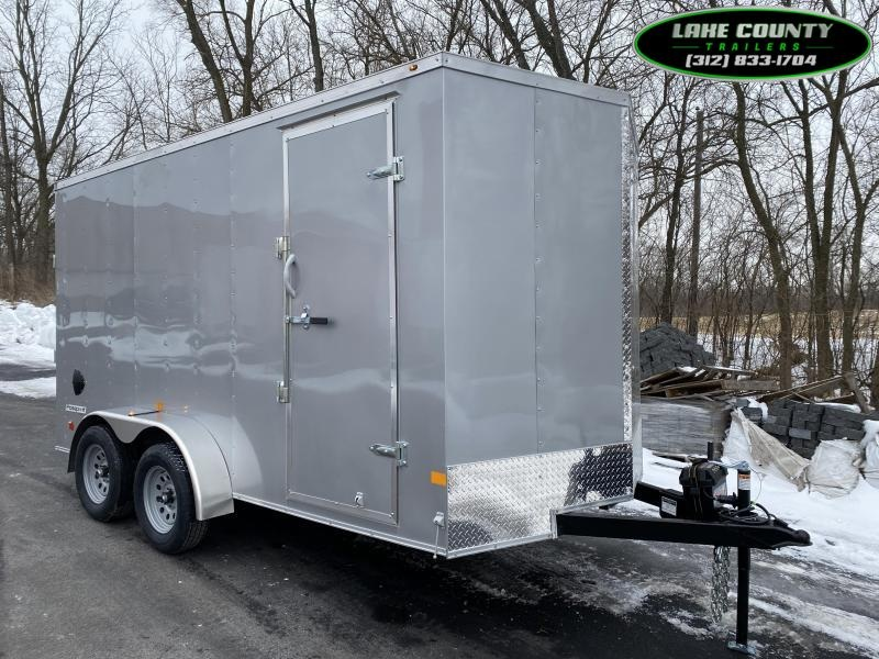 2021 Haulmark PP-DLX 7X14X7 Enclosed Trailer. We Take Trades Enclosed Cargo Trailer