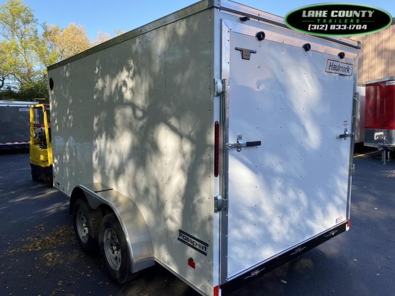 "2021 Haulmark Passport DLX 7X14 With 6' 6"" Interior Height Enclosed Cargo Trailer"