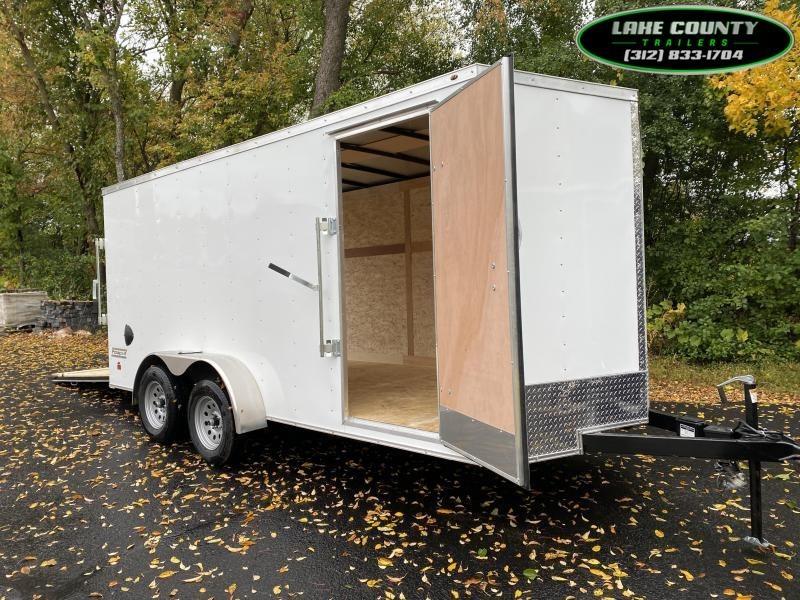 2021 Haulmark PP-Deluxe 7X16 Enclosed Trailer. We Take Trades Enclosed Cargo Trailer
